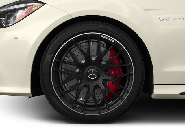 2018 Mercedes-Benz CLS Pictures CLS AMG CLS 63 S 4MATIC Coupe photos wheel