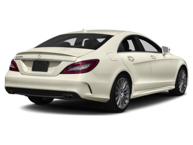 2018 Mercedes-Benz CLS Base Price CLS 550 Coupe Pricing side rear view