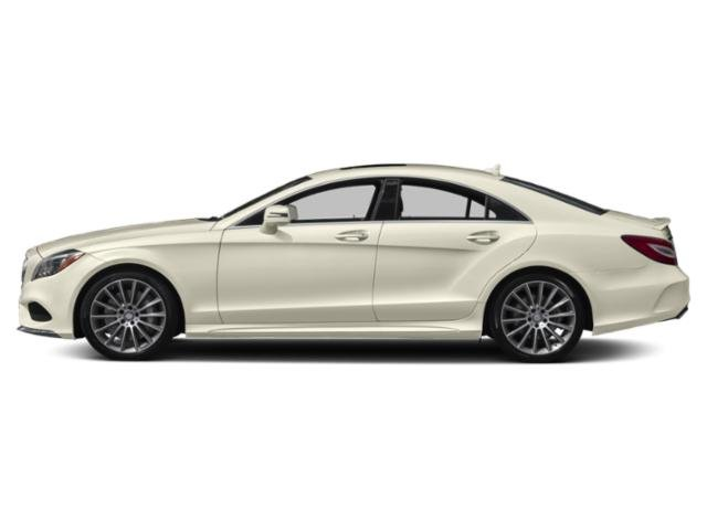 2018 Mercedes-Benz CLS Base Price CLS 550 Coupe Pricing side view
