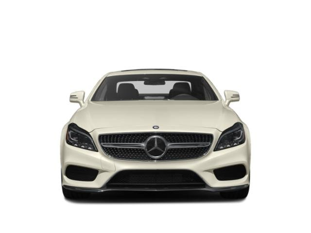 2018 Mercedes-Benz CLS Base Price CLS 550 Coupe Pricing front view