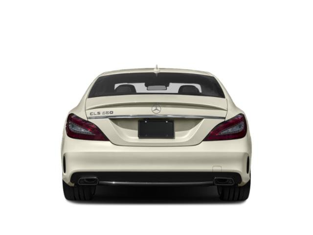 2018 Mercedes-Benz CLS Base Price CLS 550 Coupe Pricing rear view