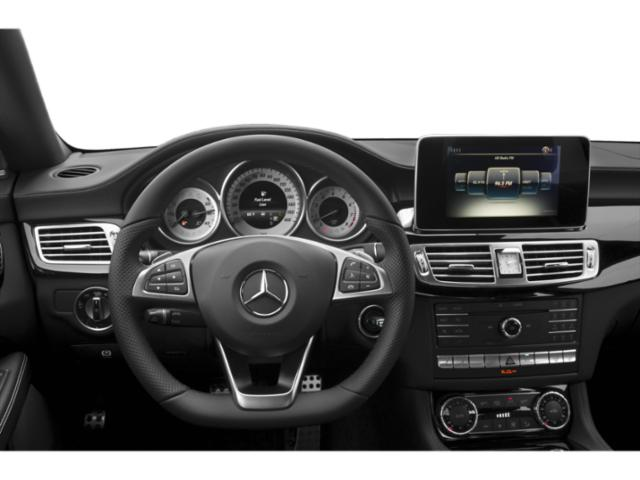 2018 Mercedes-Benz CLS Base Price CLS 550 Coupe Pricing driver's dashboard