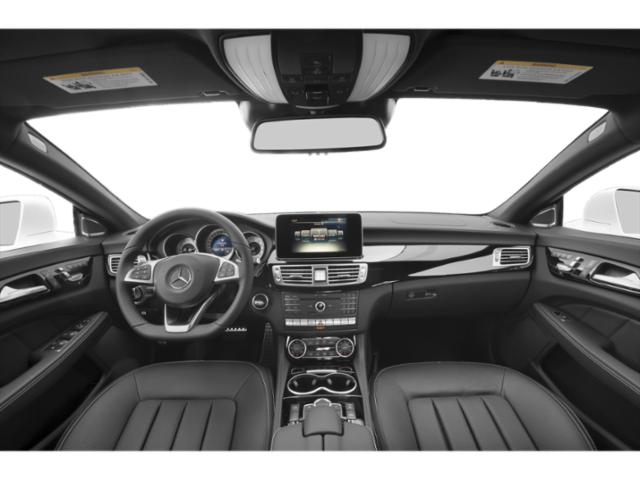 2018 Mercedes-Benz CLS Base Price CLS 550 Coupe Pricing full dashboard