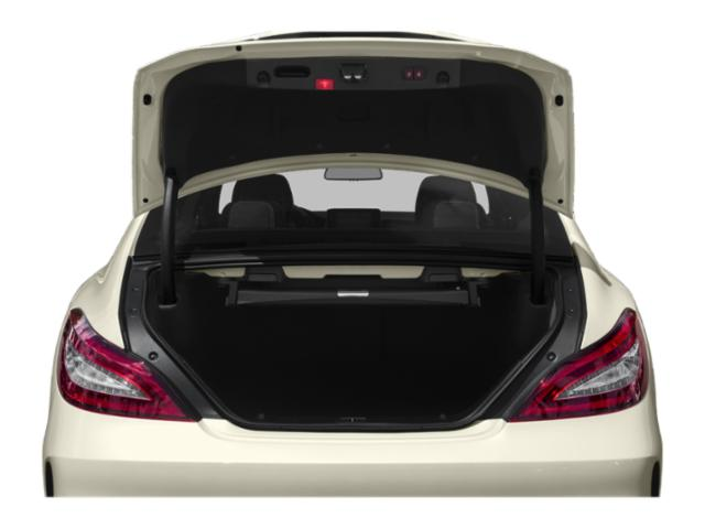 2018 Mercedes-Benz CLS Base Price CLS 550 Coupe Pricing open trunk