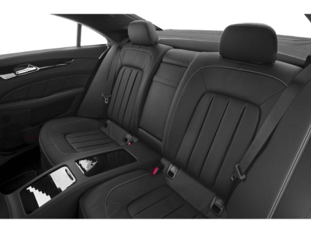 2018 Mercedes-Benz CLS Base Price CLS 550 Coupe Pricing backseat interior