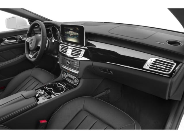 2018 Mercedes-Benz CLS Base Price CLS 550 Coupe Pricing passenger's dashboard
