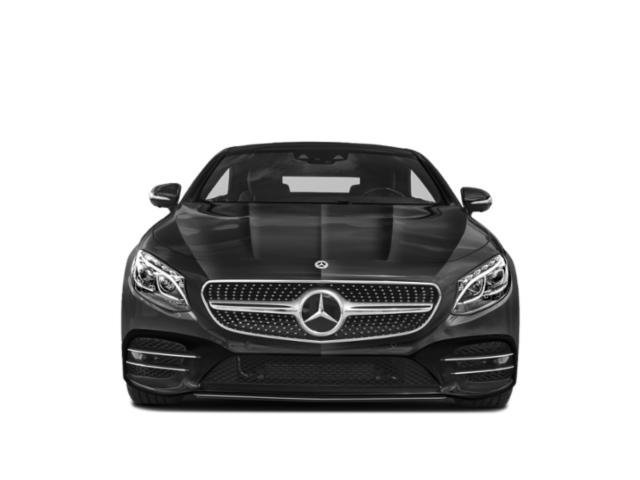 2018 Mercedes-Benz S-Class Base Price S 560 4MATIC Coupe Pricing front view