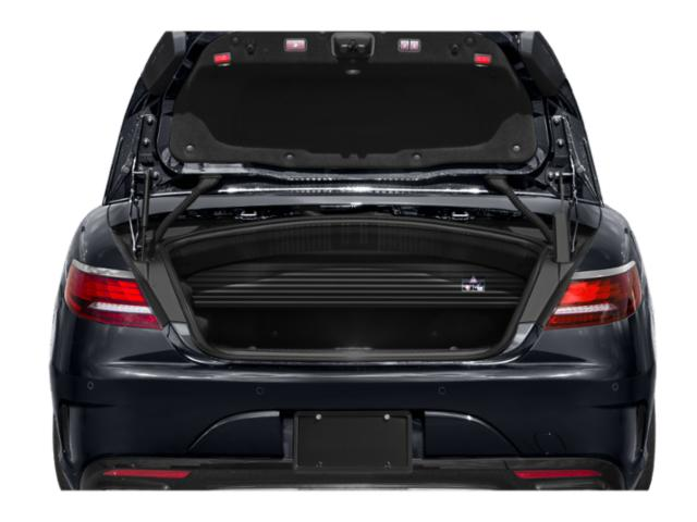 2018 Mercedes-Benz S-Class Base Price S 560 4MATIC Coupe Pricing open trunk
