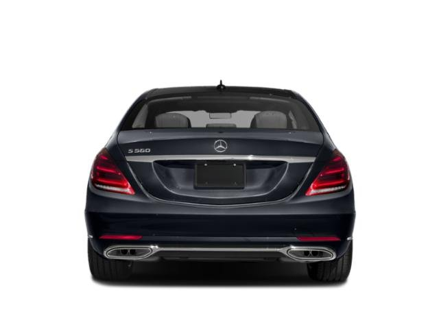 2018 Mercedes-Benz S-Class Base Price S 560 4MATIC Coupe Pricing rear view