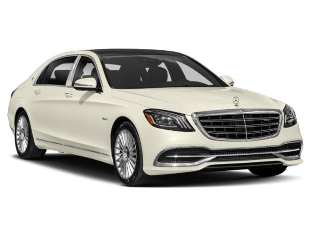 2018 Mercedes-Benz S-Class Prices and Values Sedan 4D S560 Maybach AWD side front view