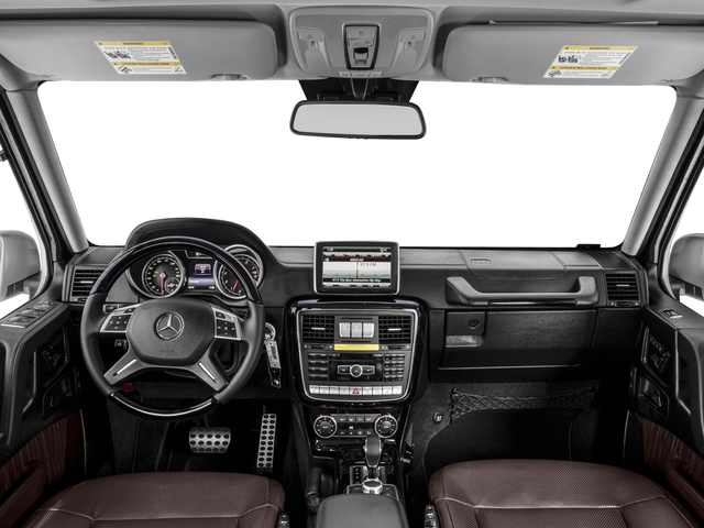 2018 Mercedes-Benz G-Class Pictures G-Class 4 Door Utility 4Matic photos full dashboard