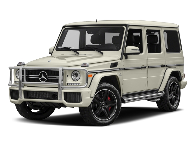 2018 Mercedes-Benz G-Class Base Price AMG G 63 4MATIC SUV Pricing
