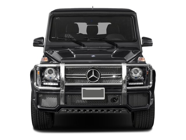 2018 Mercedes-Benz G-Class Base Price AMG G 65 4MATIC SUV Pricing front view