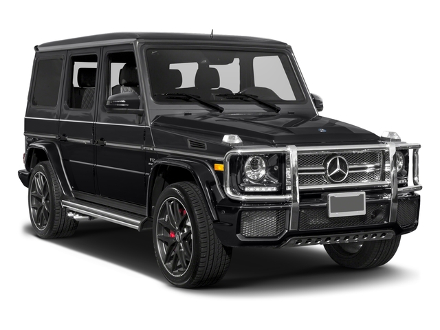 2018 Mercedes-Benz G-Class Prices and Values 4 Door Utility 4Matic side front view