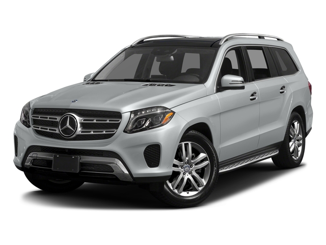 2018 Mercedes-Benz GLS Base Price GLS 450 4MATIC SUV Pricing side front view