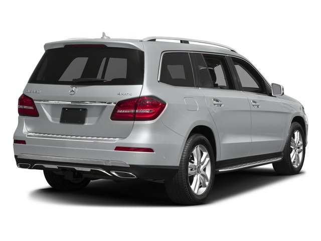 2018 Mercedes-Benz GLS Base Price GLS 450 4MATIC SUV Pricing side rear view