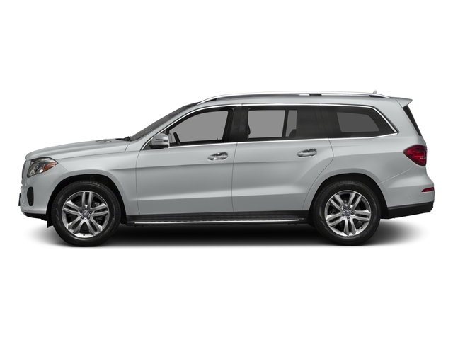 2018 Mercedes-Benz GLS Base Price GLS 450 4MATIC SUV Pricing side view