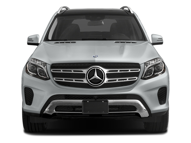 2018 Mercedes-Benz GLS Base Price GLS 450 4MATIC SUV Pricing front view