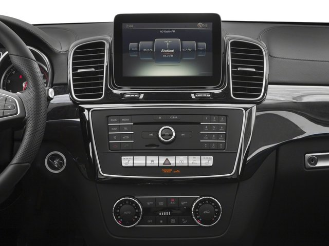 2018 Mercedes-Benz GLS Base Price GLS 450 4MATIC SUV Pricing stereo system