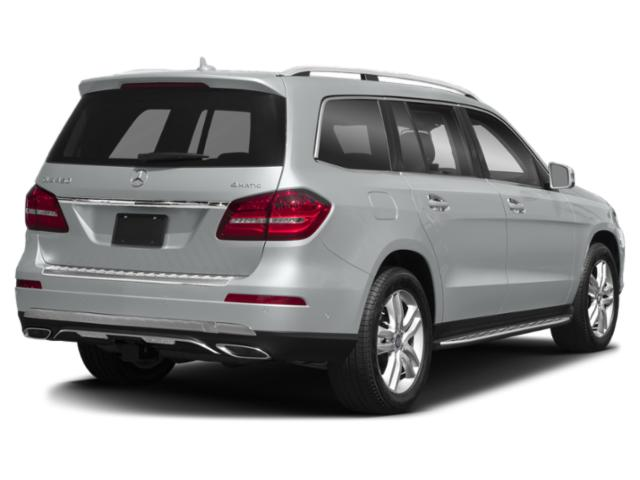 2018 Mercedes-Benz GLS Pictures GLS Utility 4D GLS450 AWD V6 Turbo photos side rear view