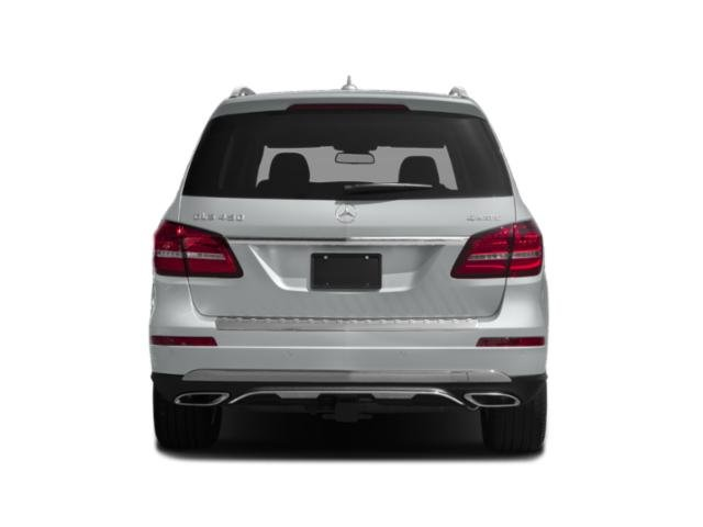 2018 Mercedes-Benz GLS Base Price GLS 450 4MATIC SUV Pricing rear view