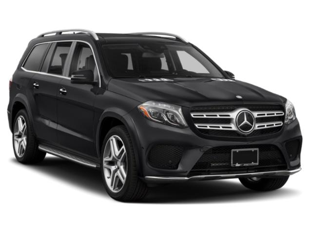 2018 Mercedes-Benz GLS Prices and Values Utility 4D GLS550 AWD V8 Turbo side front view
