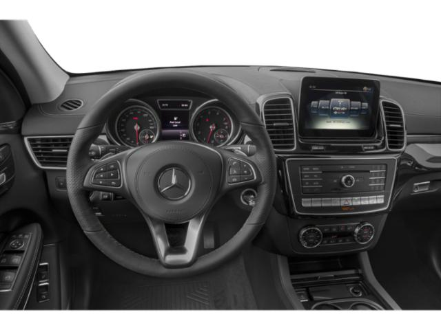 2018 Mercedes-Benz GLS Prices and Values Utility 4D GLS550 AWD V8 Turbo driver's dashboard