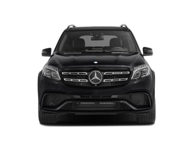 2018 Mercedes-Benz GLS Pictures GLS Utility 4D GLS63 AMG AWD V8 Turbo photos front view