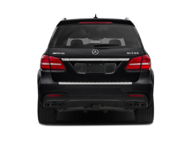2018 Mercedes-Benz GLS Pictures GLS Utility 4D GLS63 AMG AWD V8 Turbo photos rear view