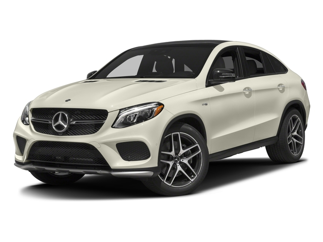 2018 Mercedes-Benz GLE Base Price AMG GLE 43 4MATIC Coupe Pricing side front view