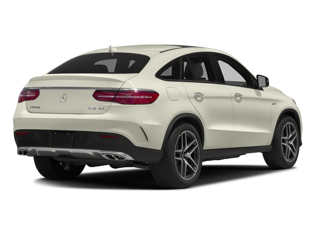2018 Mercedes-Benz GLE Base Price AMG GLE 43 4MATIC Coupe Pricing side rear view