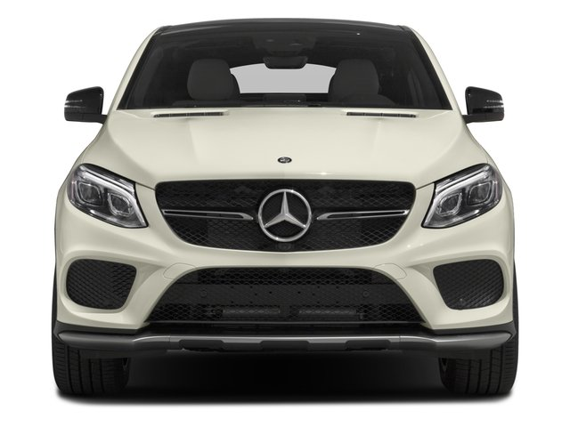 2018 Mercedes-Benz GLE Base Price AMG GLE 43 4MATIC Coupe Pricing front view