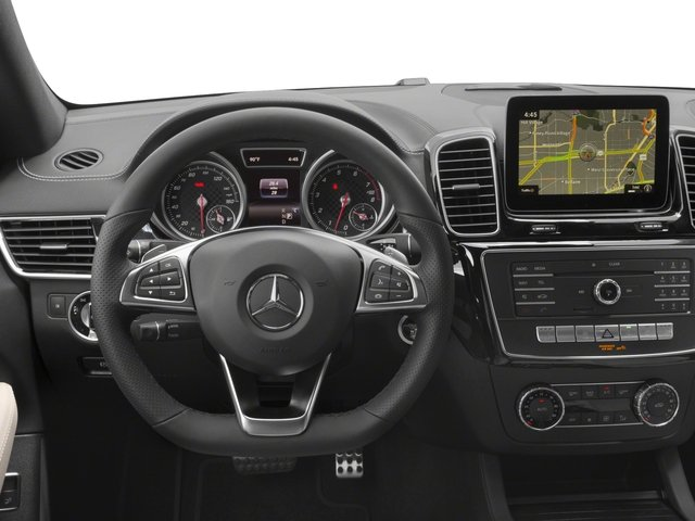 2018 Mercedes-Benz GLE Base Price AMG GLE 43 4MATIC Coupe Pricing driver's dashboard