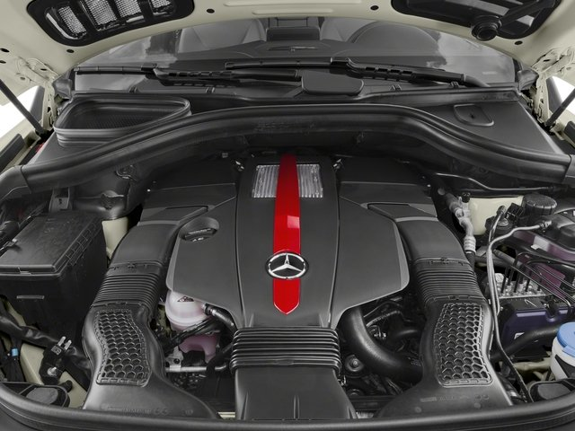 2018 Mercedes-Benz GLE Pictures GLE AMG GLE 43 4MATIC Coupe photos engine