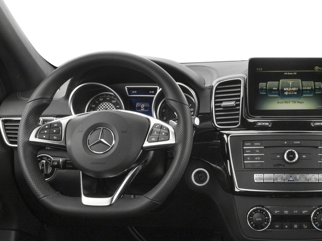 2018 Mercedes-Benz GLE Pictures GLE AMG GLE 43 4MATIC SUV photos driver's dashboard