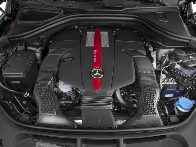 2018 Mercedes-Benz GLE Pictures GLE AMG GLE 43 4MATIC SUV photos engine