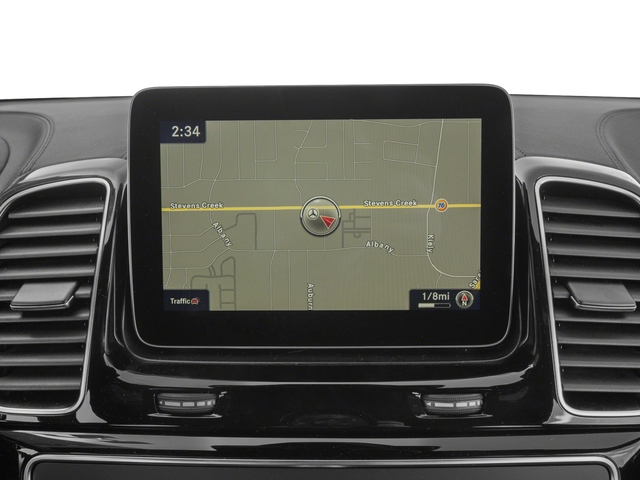 2018 Mercedes-Benz GLE Pictures GLE AMG GLE 43 4MATIC SUV photos navigation system