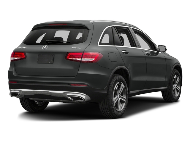2018 Mercedes-Benz GLC Base Price GLC 300 SUV Pricing side rear view