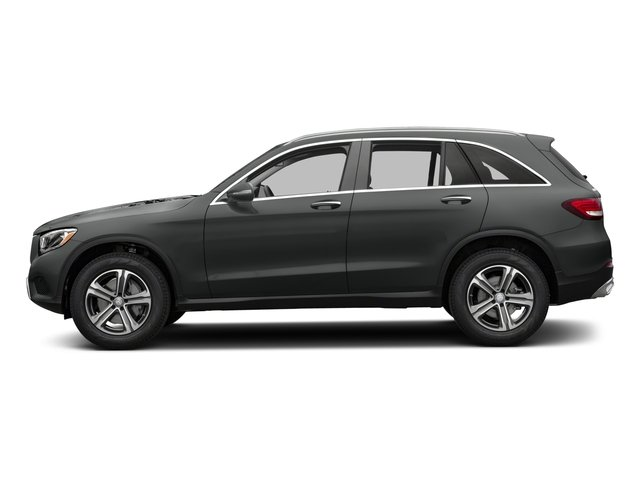 2018 Mercedes-Benz GLC Pictures GLC GLC 300 SUV photos side view