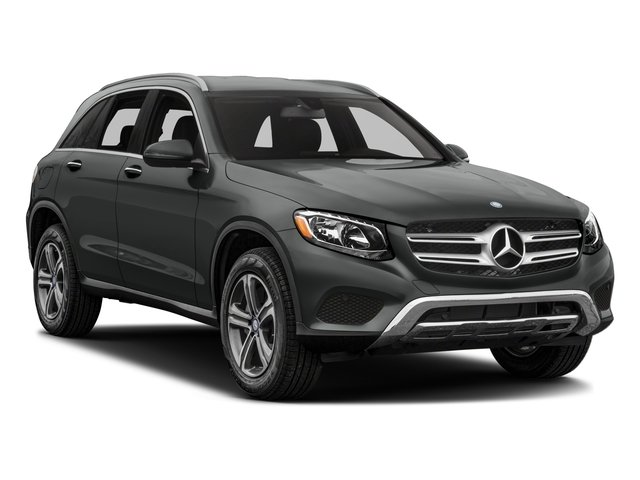 2018 Mercedes-Benz GLC Prices and Values Utility 4D GLC300 2WD I4 Turbo side front view