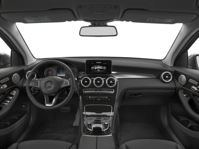 2018 Mercedes-Benz GLC Base Price GLC 300 SUV Pricing full dashboard