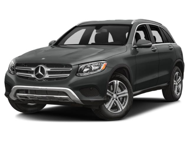 2018 Mercedes-Benz GLC Base Price GLC 300 4MATIC SUV Pricing side front view