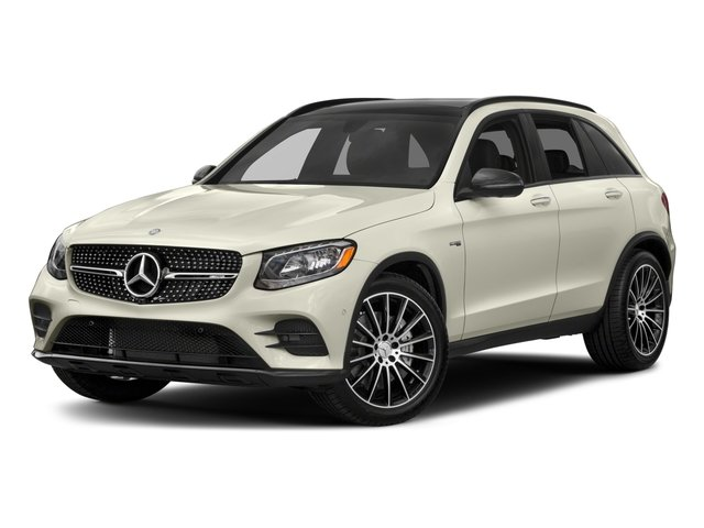 2018 Mercedes-Benz GLC Pictures GLC AMG GLC 43 4MATIC SUV photos side front view