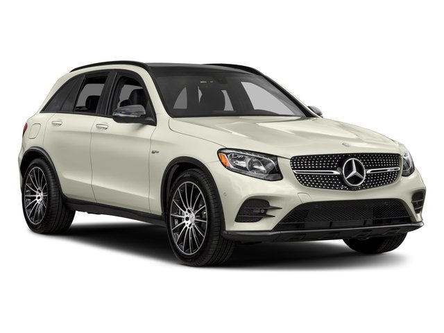 2018 Mercedes-Benz GLC Prices and Values Utility 4D GLC43 AMG AWD V6 Turbo side front view