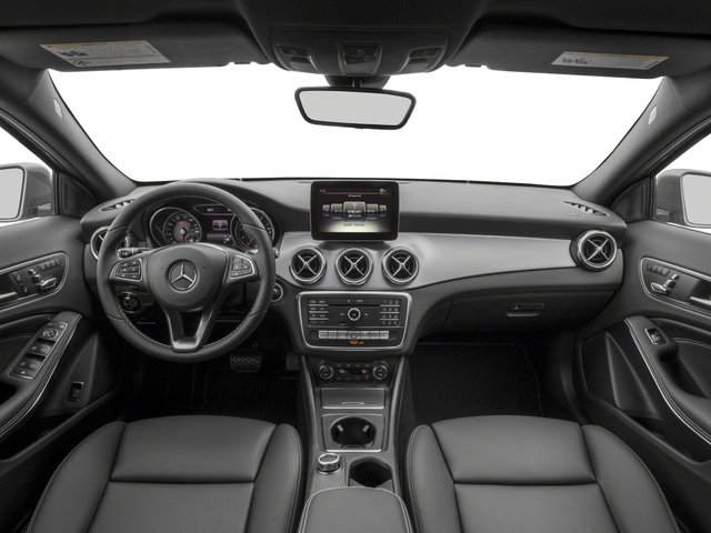 2018 Mercedes-Benz GLA Prices and Values Utility 4D GLA250 2WD I4 Turbo full dashboard