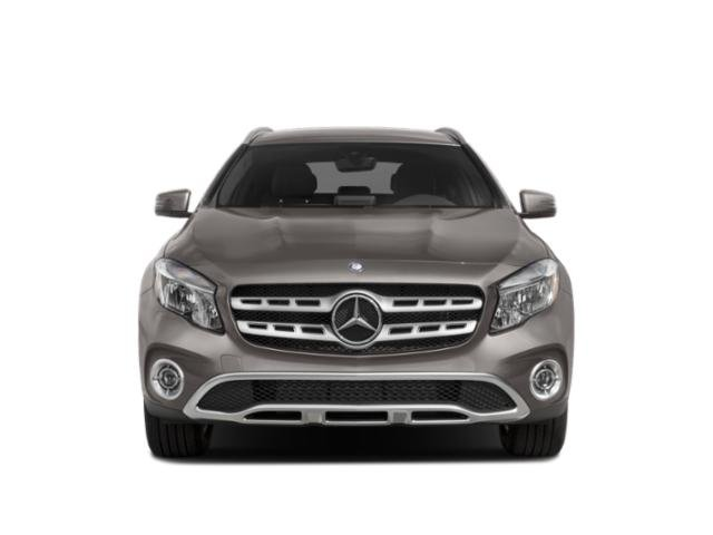 2018 Mercedes-Benz GLA Prices and Values Utility 4D GLA250 2WD I4 Turbo front view