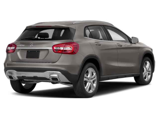 2018 Mercedes-Benz GLA Prices and Values Utility 4D GLA250 2WD I4 Turbo side rear view