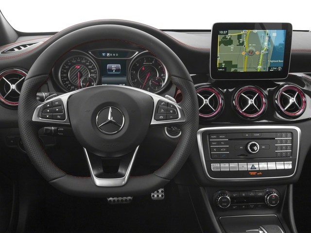 2018 Mercedes-Benz GLA Pictures GLA AMG GLA 45 4MATIC SUV photos driver's dashboard