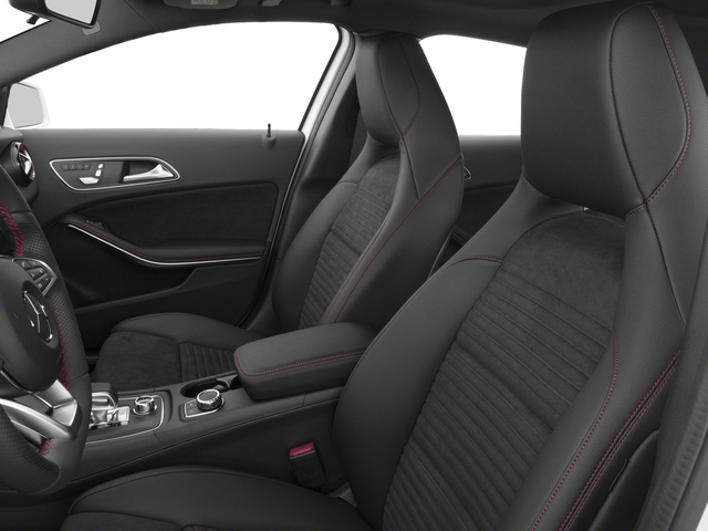 2018 Mercedes-Benz GLA Pictures GLA AMG GLA 45 4MATIC SUV photos front seat interior