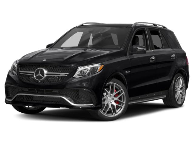 2018 Mercedes-Benz GLE Base Price AMG GLE 63 4MATIC SUV Pricing